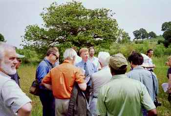 Photo: Introduction to The South Yorkshire (Community) Forest at Birdwell